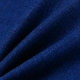 Тяжелая ткань джинсовой ткани Spandex хлопка простирания для джинсыов людей