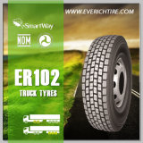 neumático radial del carro 12r22.5 todo el neumático de acero del carro ligero del fabricante del neumático del neumático TBR del carro