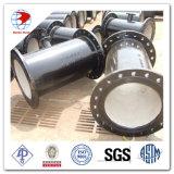 Bride de pipe de pipe de Dn400 ISO2531 K9 Di Ductile Iron à brider