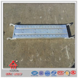 Escada modular de passeio de aço do andaime da placa líquida do andaime