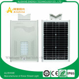 lista de precios solar integrada toda junta de la luz de calle de 15W LED