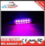 Doppio supporto 12W LED Lighthead della superficie di riga