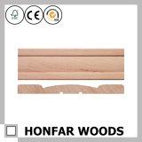 древесина дуба 12X80mm лидирующая обходя для стены или пола