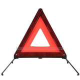 反射三角形に警告する安全