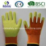 Перчатки работы латекса Chindren перчаток безопасности