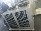Élément en forme de boîte de condensateur de compresseur de réfrigérateur refroidi par air