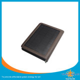 Cahier solaire d'affaires