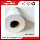 papier sec rapide anticourbure de sublimation de 70GSM 1.6m (63inch) pour la fabrication d'indicateur de drapeau