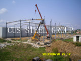 Prefab Light Steel Warehouse / Pre-Engineered Steel Building