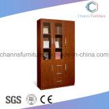 Покрасьте опционный деревянный шкаф офисной мебели книжных полок заполняя