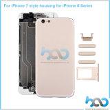 Boîtier en gros de téléphone de couverture arrière de sens d'usine pour l'iPhone 7 positif