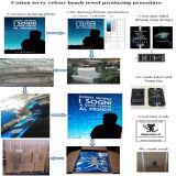 Kundenspezifisches reagierendes Druck-Badetuch-Pool-Tuch (DPF1097)