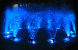 l'usine de musical de 2m fournissent la mini fontaine extérieure de jardin