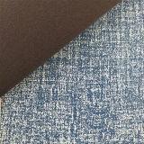 Cuoio durevole classico personalizzato del PVC dell'unità di elaborazione dello Synthetic per il pattino della borsa