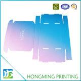 Farbenreicher gedruckter Papierpapphemd-verpackenkasten
