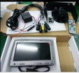 7inch het gespleten ReserveSysteem van de Camera van de Mening van de Monitor van de Vierling Achter