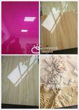 Machine corrigeante UV automatique pour Wood/MDF/Plywood/Glass