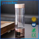 Bouteille portative de filtre d'eau d'hydrogène de qualité