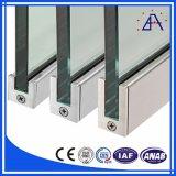 L'aluminium évalue les partitions en aluminium/profil en aluminium de partition