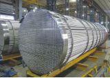 TP304, Tp321, Tp316L Tubo de aço para transporte de fluidos e trocador de calor