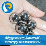 Материал шарика нержавеющей стали SUS 440c шарик 9cr18mo 11/32 дюймов 8.731mm стальной