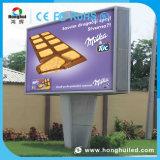 高い明るさP4 LEDのビデオ壁広告のための屋外LEDスクリーン表示