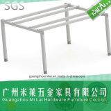 現代様式の鉄骨フレームのオフィス用家具の机の足