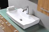 Vanidad del cuarto de baño de madera sólida de la vanidad del cuarto de baño del roble