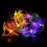 RGB Battery Operated Dragonfly Chaîne Guirlande 10 LED
