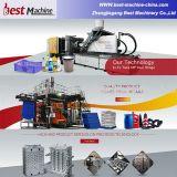Máquina da modelação por injeção da alta qualidade para o tampão e a pré-forma plásticos