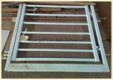 Панель загородки строба доступа оцинкованной стали