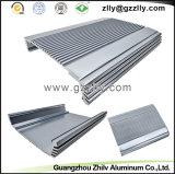 Disipador de calor de aluminio del material de construcción de las piezas de automóvil