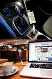 Câble de transfert Bendable de foudre de remplissage et de caractéristiques de Maison Maxx, câble réglable de cordon de support de stand de téléphone pour l'iPhone 6/6 d'Apple positifs/6s/6s plus