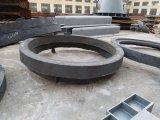 ドラム乾燥機のための供給のタイヤのリング
