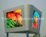 P10 Full Color Outdoor affichage LED pour la publicité Inscription Conseil