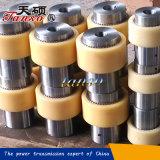 Nylon тип соединение шестерни зубов барабанчика для тракторов