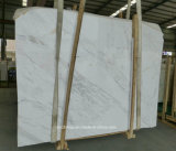 White Volakas Marble Slabs for Tiles / Countertops