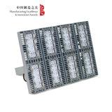 luz al aire libre del mástil de 800W LED alta para el ambiente severo
