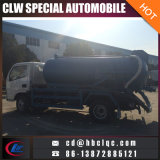 caminhão de tanque da canalização de água 4cbm Waste