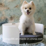 Neues nach Maß gebogenes Hundeacrylbett