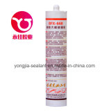 Muro de cortina de vidrio Acetic Big Glass Adhesive / Silicone Sealant (BFX-668)
