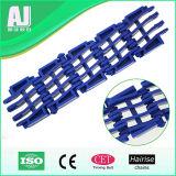 Hairise blaue Hochtemperaturrollen-oberster beweglicher modularer Riemen