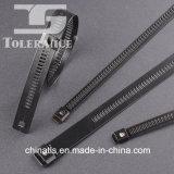 Ss316, 304 Banden van de Kabel van het Type van Ladder van het Roestvrij staal