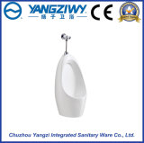 Yz1052正常な壁に取り付けられた陶磁器の尿瓶