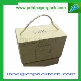 Приборы изготовленный на заказ дома бумаги с покрытием электрические упаковывая электрические продукты пакуя коробку представления