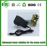 Bloc d'alimentation de commutation d'adaptateur intelligent de 4.2V1a AC/DC pour la batterie au lithium de SANYO 26650