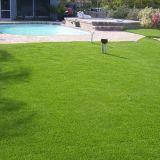 Hierba artificial de la alta calidad de interior y al aire libre