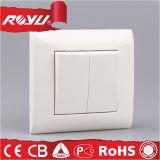 力2の一団3の方法異なったタイプ電気壁スイッチ