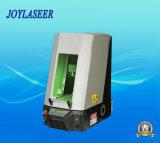 máquina portable de la marca del laser de la fibra de 10W 20W 30W