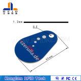 Tarjeta del PVC RFID MIFARE de la impresión en offset para el pago del omnibus
